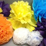 Toilet Paper Origami Easy Pretty And Easy Tissue Paper Flowers Origami