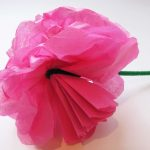 Toilet Paper Origami Easy Simple Steps To Craft Tissue Paper Flowers