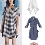 Trendy Sewing Patterns The Dress Style You Need To Sew Now Plus Tips Shirtdress
