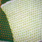 Washcloth Knitting Pattern Dishcloth Free Patterns Garter Slip Stitch Dishcloth