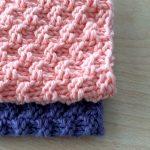 Washcloth Knitting Pattern Dishcloth New Free Pattern Textured Knit Dishcloth Pattern Fiber Arts