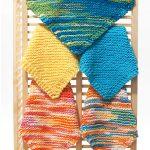 Washcloth Knitting Pattern Easy Easy Knit Dishcloth Pattern Favecrafts