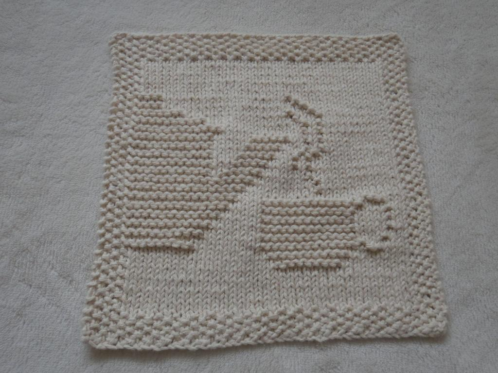 Washcloth Knitting Pattern Free 10 Quick Knitted Dishcloth Patterns