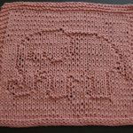Washcloth Knitting Pattern Free Digknitty Designs