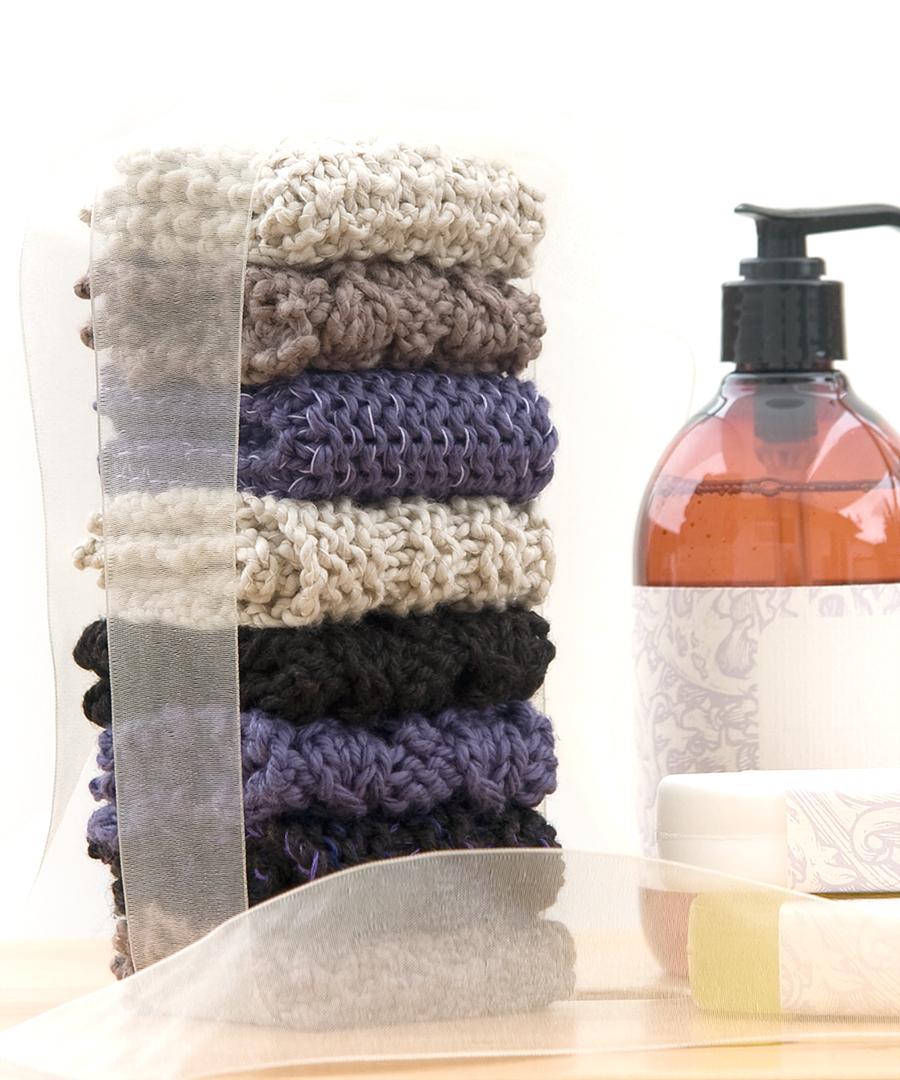 Washcloth Knitting Pattern Free Free Knitting Pattern Washcloth Quartet Tricksy Knitter Megan