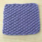 Washcloth Knitting Pattern Free New Free Pattern Textured Knit Dishcloth Pattern Just Be Crafty