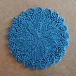 Washcloth Knitting Pattern Free Perfect One Ounce Dishcloth Free Patterns