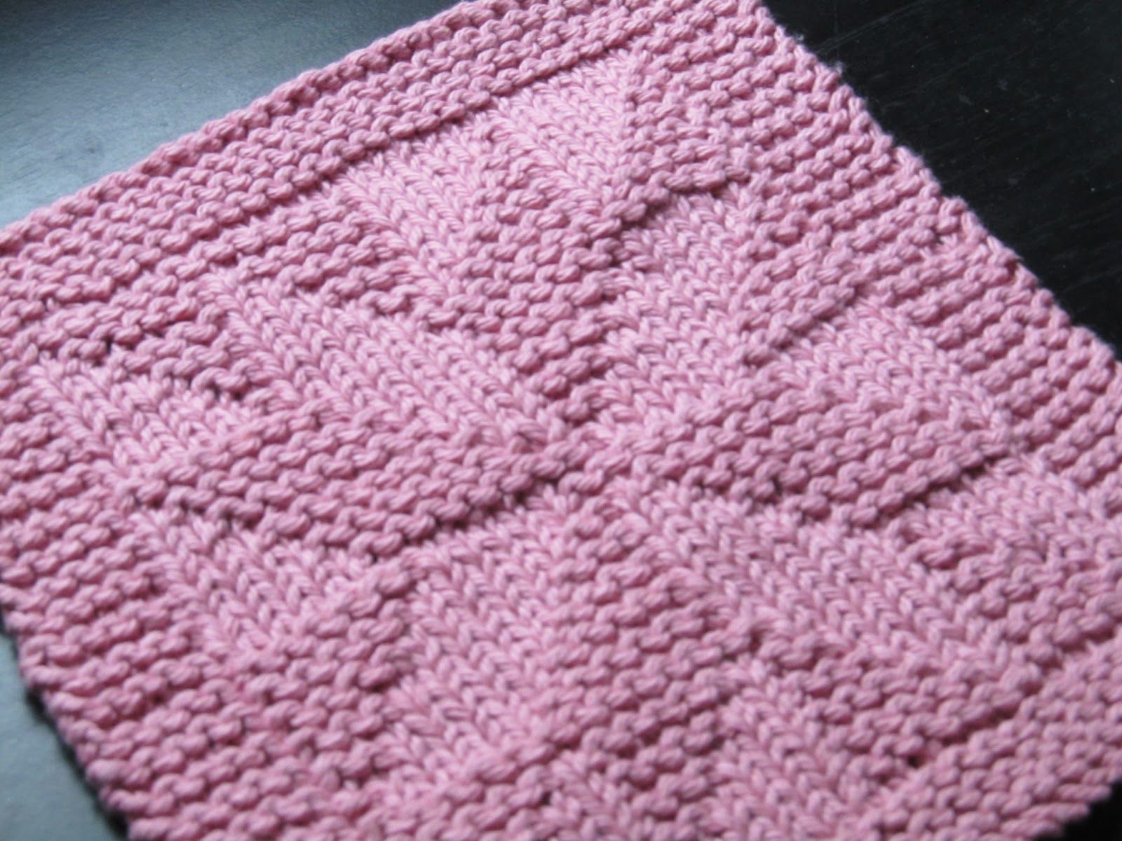 Washcloth Knitting Pattern Free Pin Knit Quilt Crochet Embroidery Beads On Knitted Dishcloth