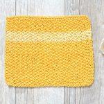 Washcloth Knitting Pattern Simple Easy Knit Waschloth Pattern Sunshine Washcloth Mama In A Stitch